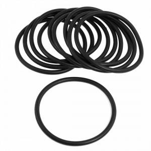 Высокотемпературные уплотнительние кольца  (силикон, фторкаучук)